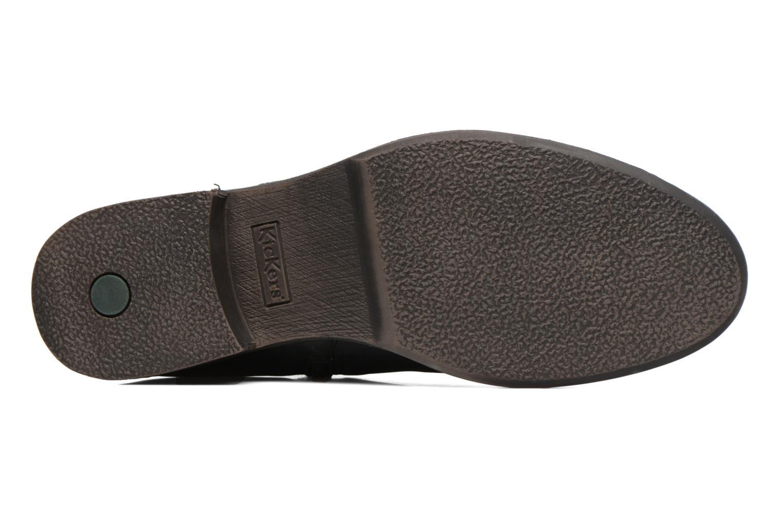 Stiefeletten & Boots Kickers Smack schwarz ansicht von oben