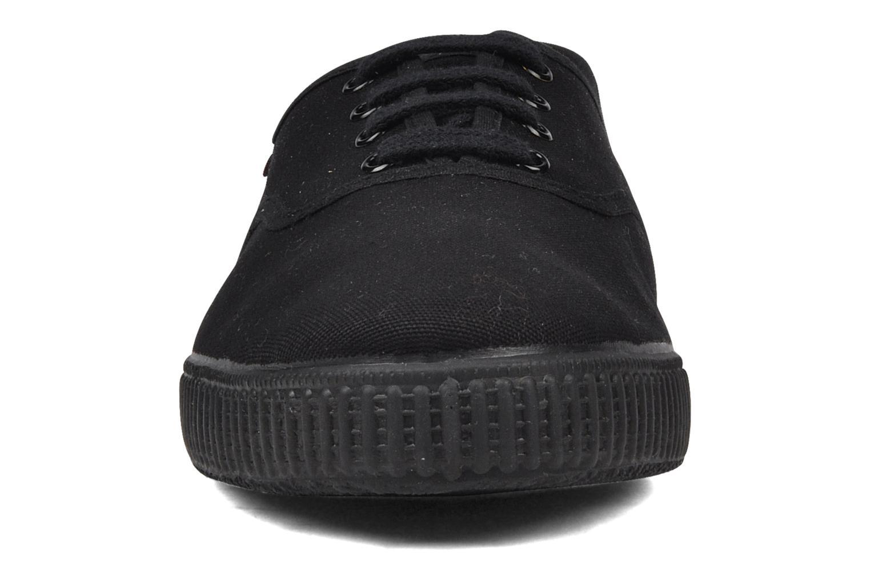 Baskets Victoria Victoria M Noir vue portées chaussures