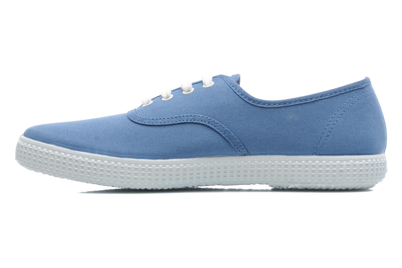 Sneaker Victoria Victoria W blau ansicht von vorne