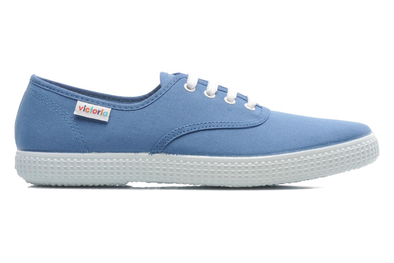 Sneaker Victoria Victoria W blau ansicht von hinten