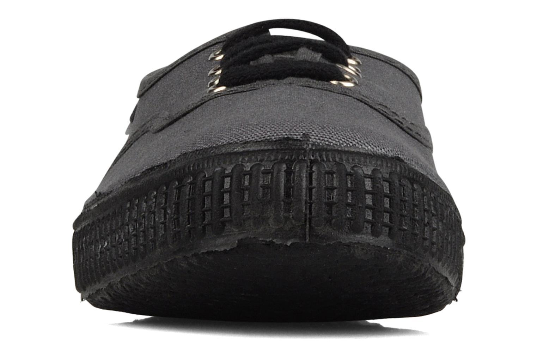 Baskets Victoria Victoria W Gris vue portées chaussures