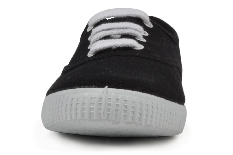 Sneaker Victoria Victoria W schwarz schuhe getragen