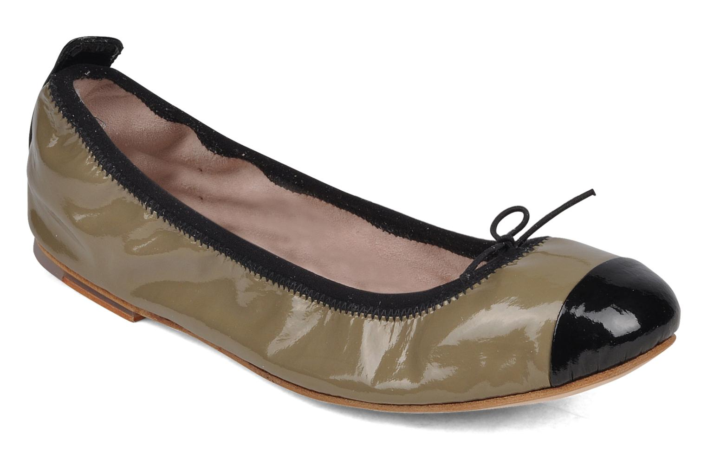 Luxury Ballet Flat Sable black