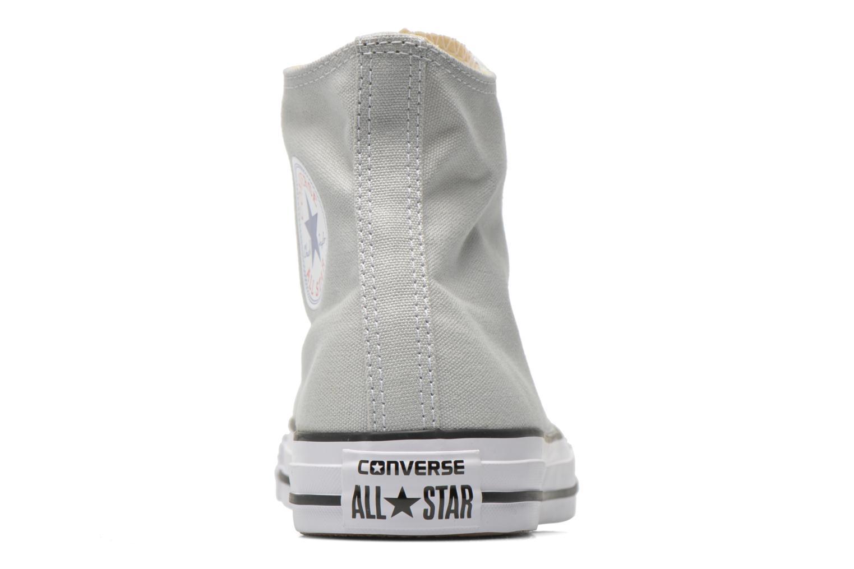 Sneakers Converse Chuck Taylor All Star Hi M Grijs rechts