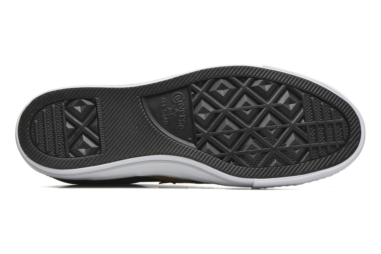 Sneaker Converse Star Player Cuir Ev M schwarz ansicht von oben