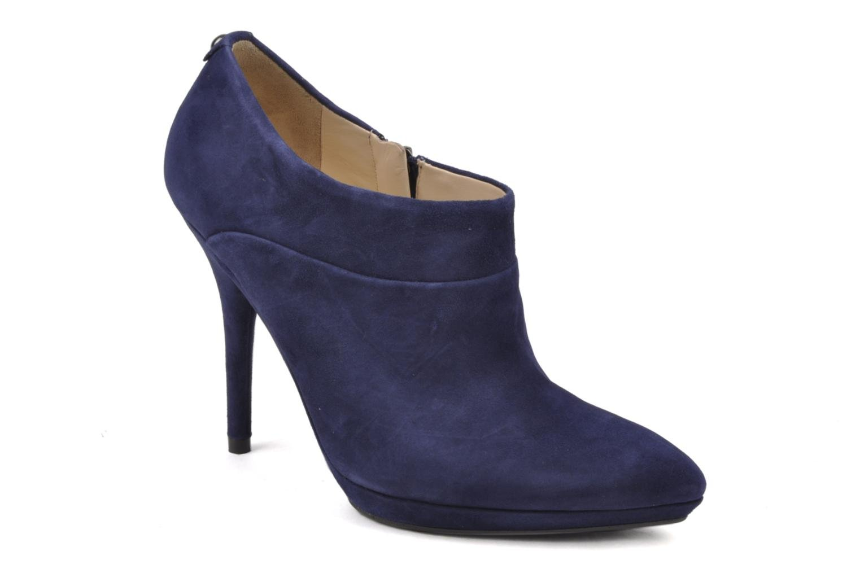 Bottines et boots Guess Petie Suede Bleu vue détail/paire