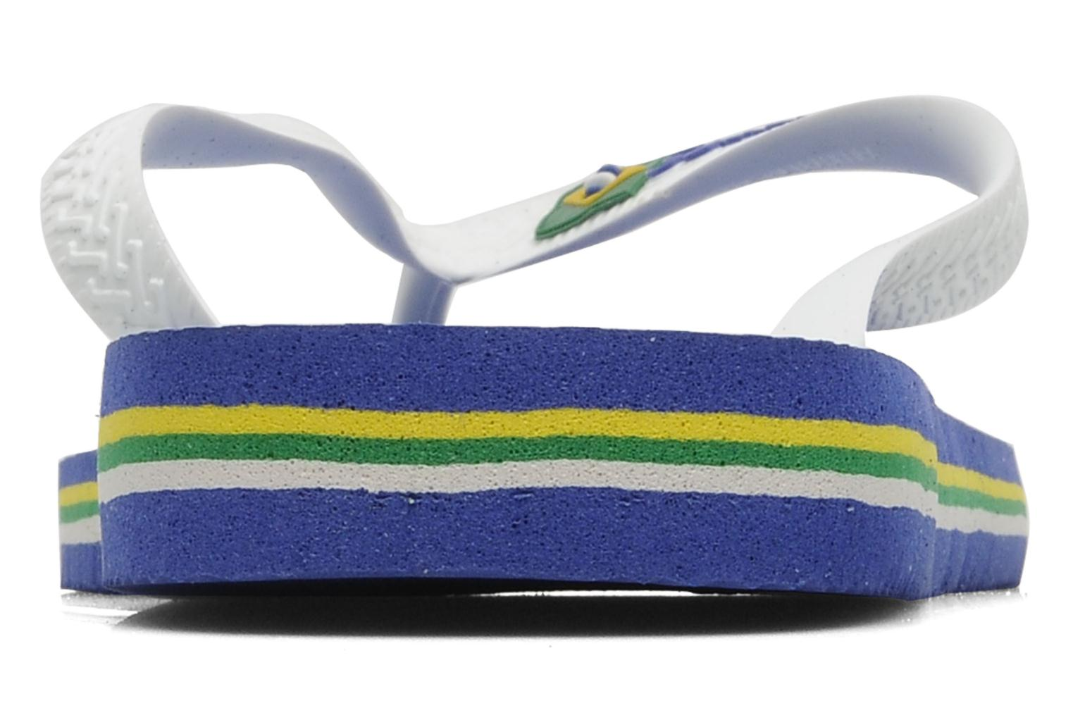 Slippers Havaianas Brazil Logo H Wit rechts
