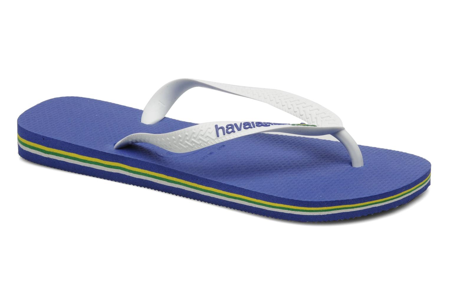 Slippers Havaianas Brazil Logo H Wit detail