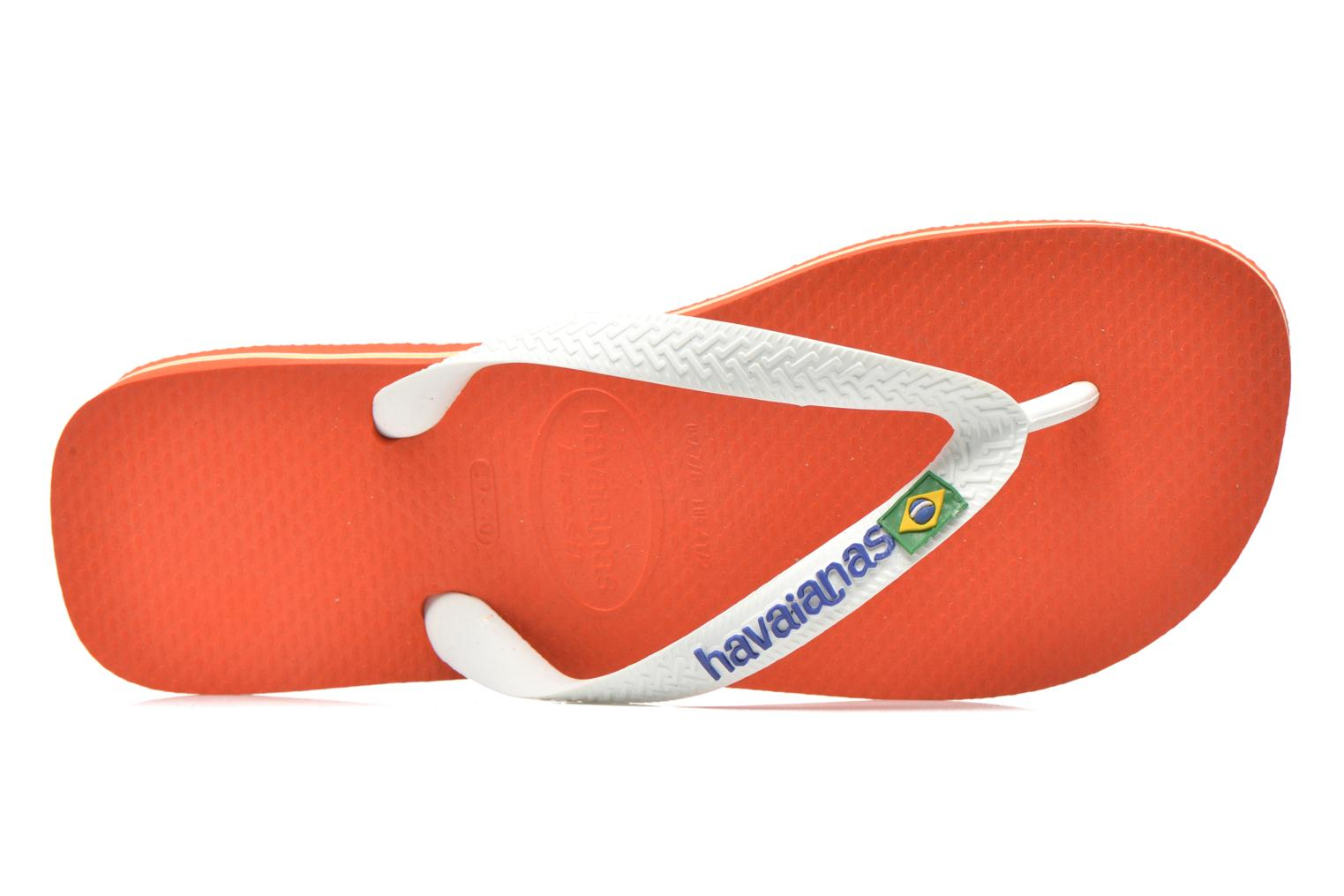 Slippers Havaianas Brazil Logo H Wit links