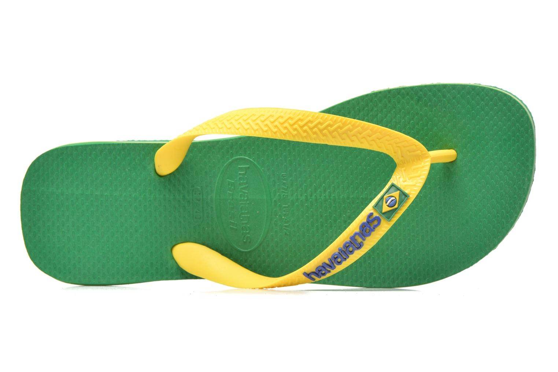 Brazil Logo H Green