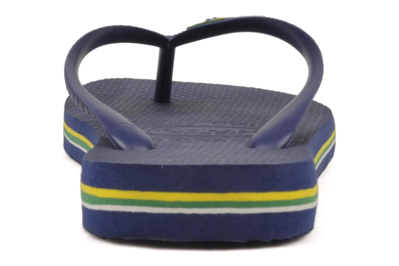Brazil Logo H Navy Blue