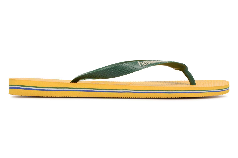 Flip flops & klipklapper Havaianas Brazil Logo H Gul se bagfra