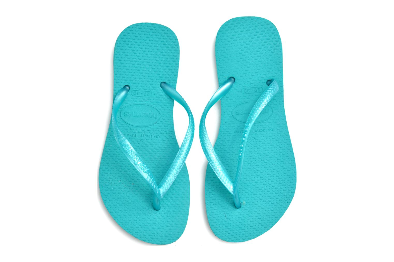 Slippers Havaianas Kids Slim Groen 3/4'