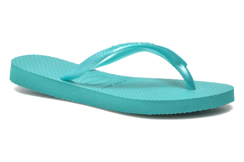 Slippers Havaianas Kids Slim Groen detail