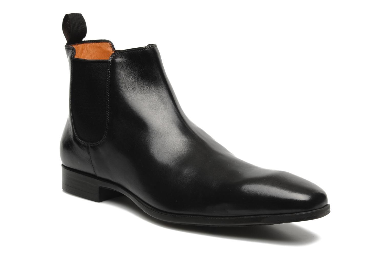 Stiefeletten & Boots Santoni Marlone 9291 schwarz detaillierte ansicht/modell