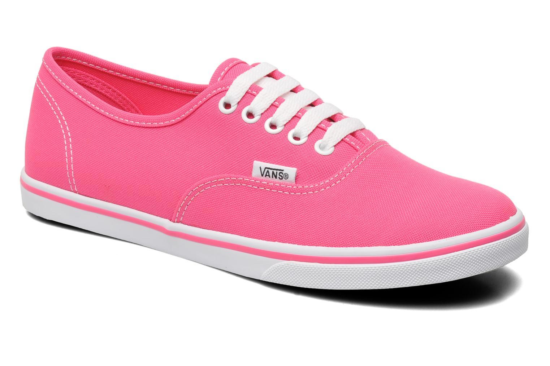 Authentic Lo Pro W (Neon) Pink Glo