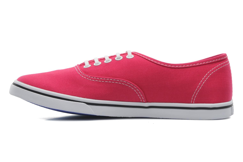 Sneaker Vans Authentic Lo Pro W rosa ansicht von vorne
