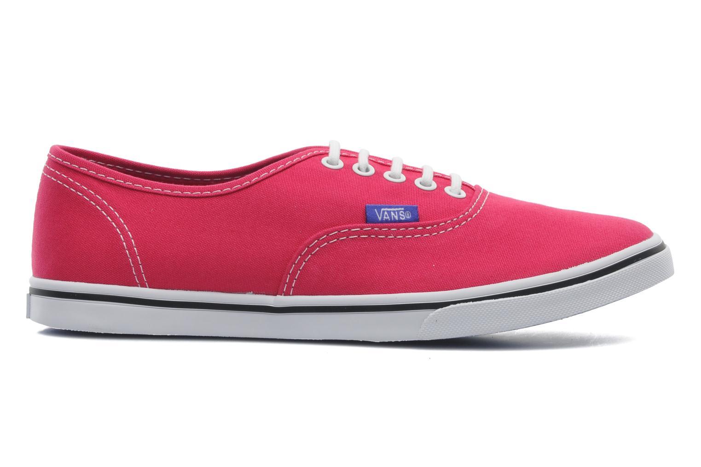 Sneaker Vans Authentic Lo Pro W rosa ansicht von hinten