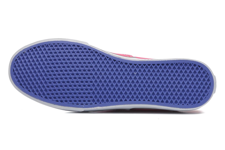 Sneaker Vans Authentic Lo Pro W rosa ansicht von oben