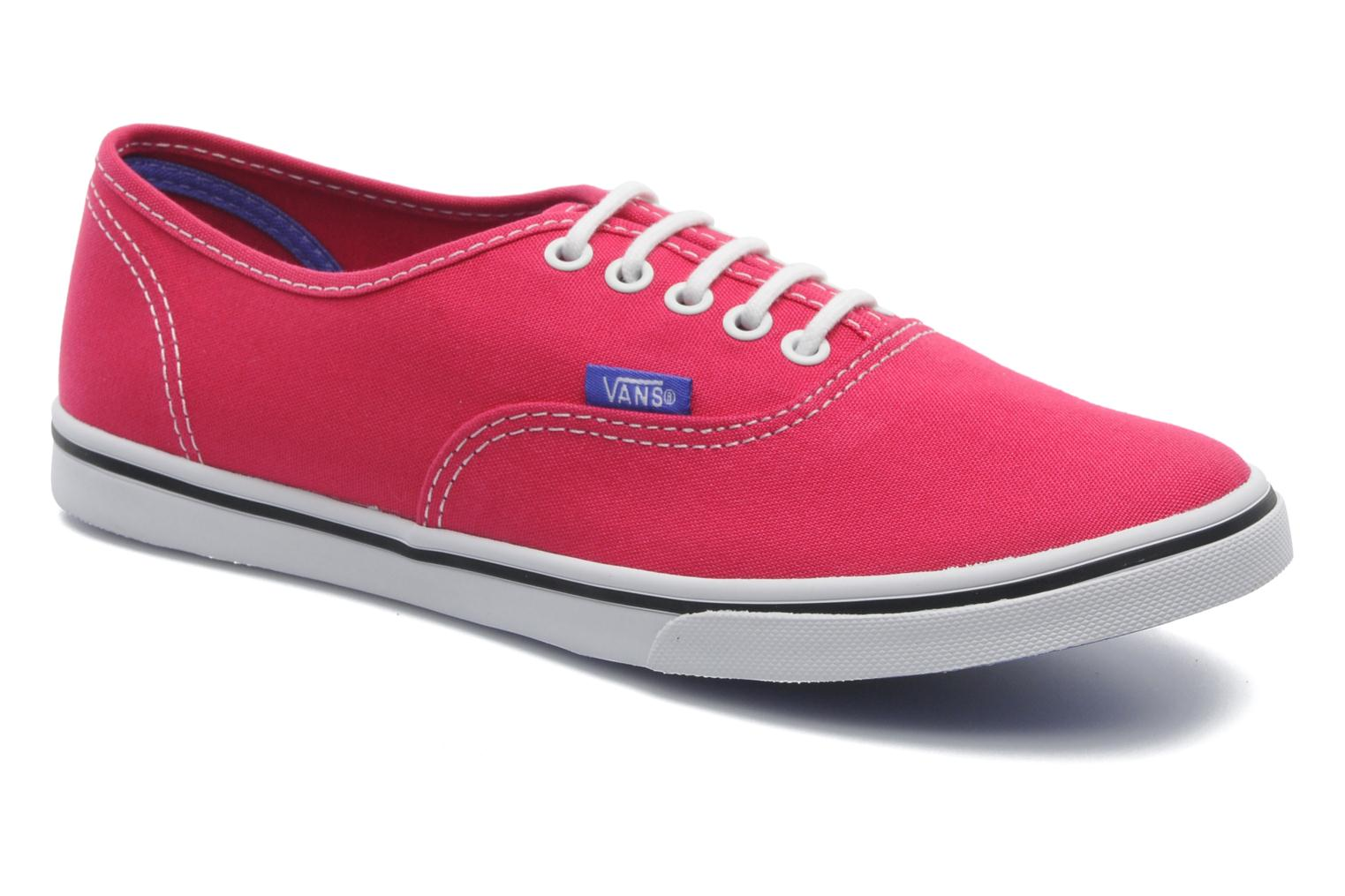 Authentic Lo Pro W (Pop) rose red/purple iris