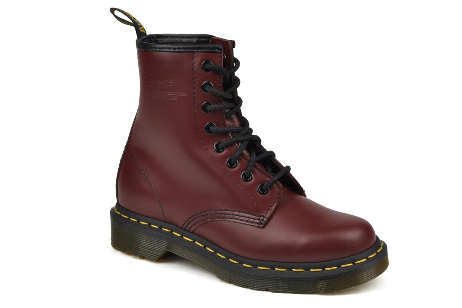 Ankle boots DR. Martens 1460 M Burgundy detailed view/ Pair view
