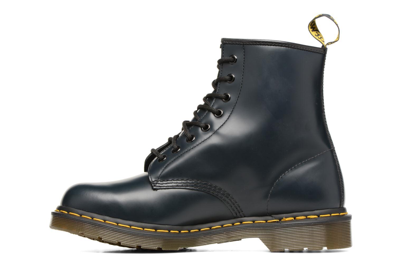 Boots en enkellaarsjes Dr. Martens 1460 M Blauw voorkant
