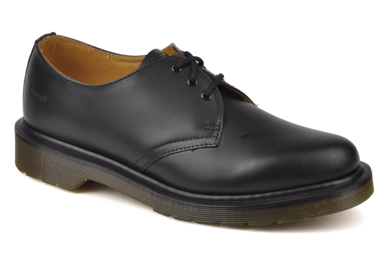 Chaussures à lacets Dr. Martens 1461 PW Noir vue détail/paire