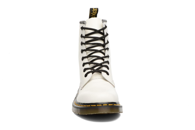 Stiefeletten & Boots Dr. Martens 1460 W weiß schuhe getragen