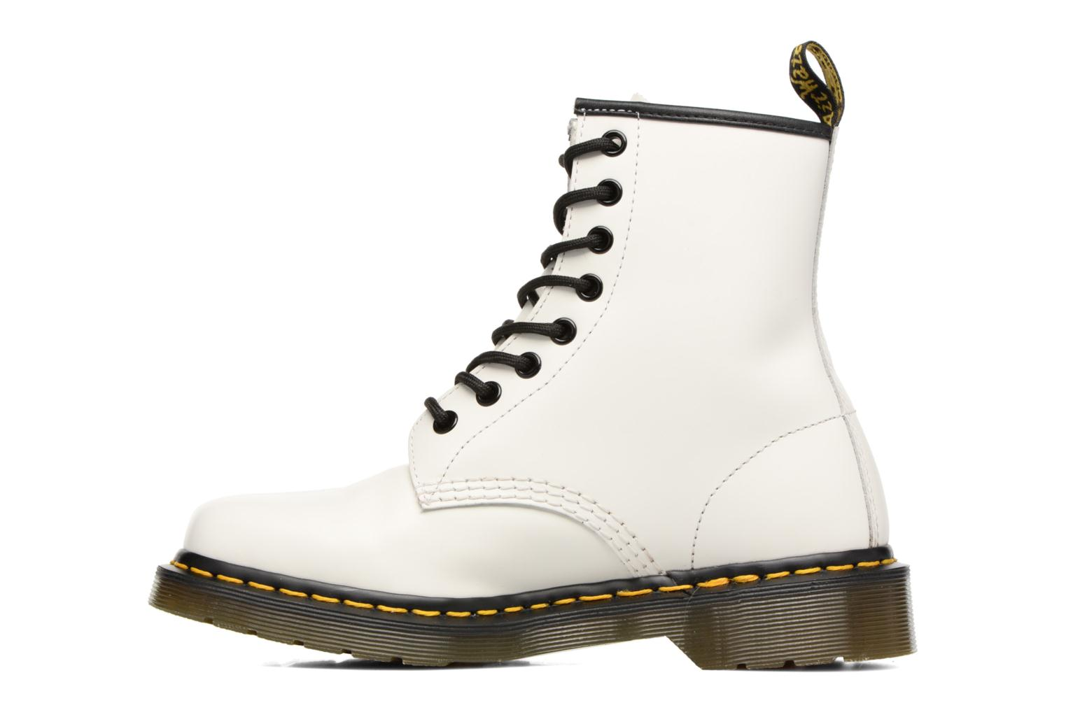 Ankle boots DR. Martens 1460 W White front view