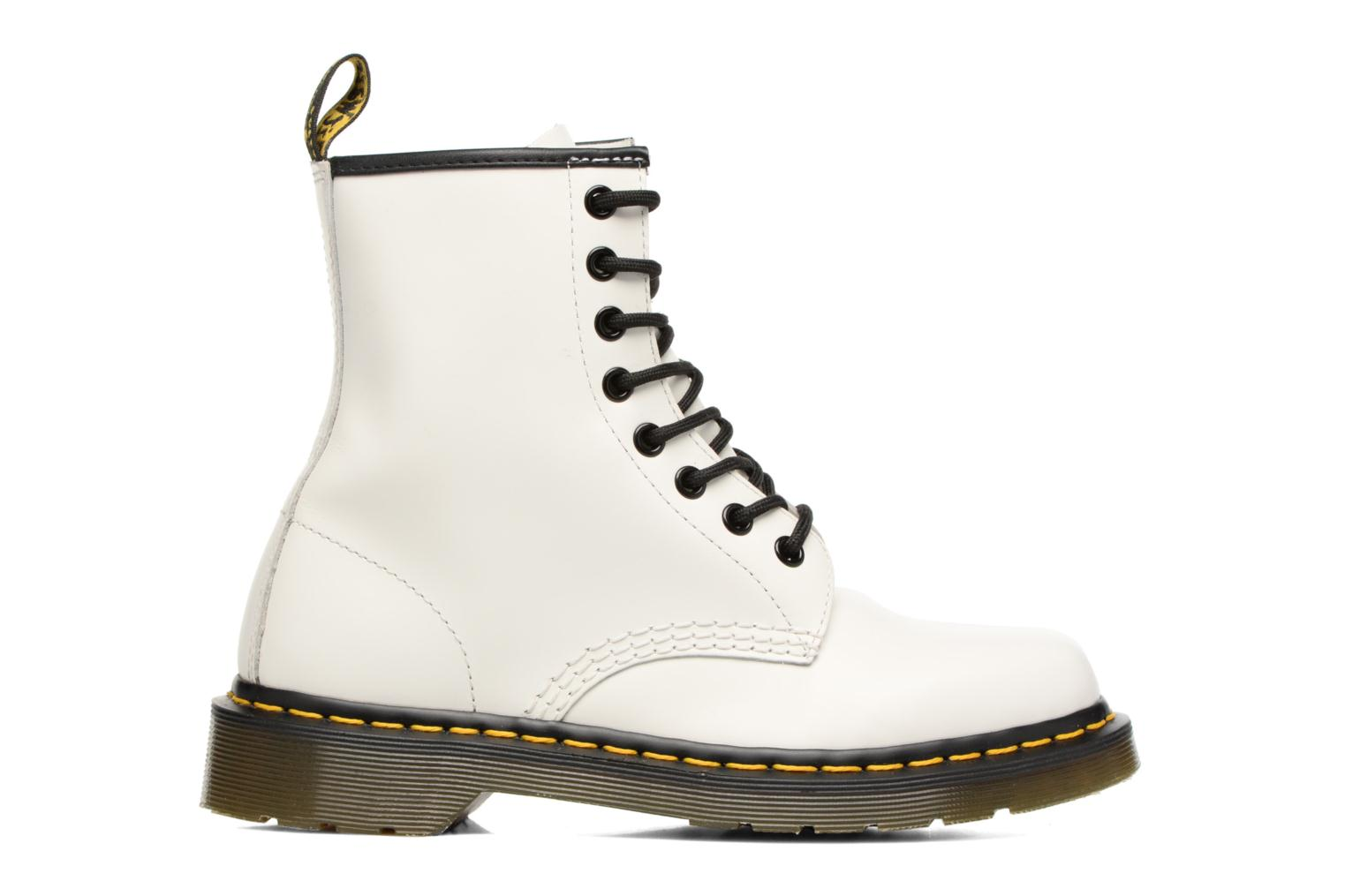 Ankle boots DR. Martens 1460 W White back view