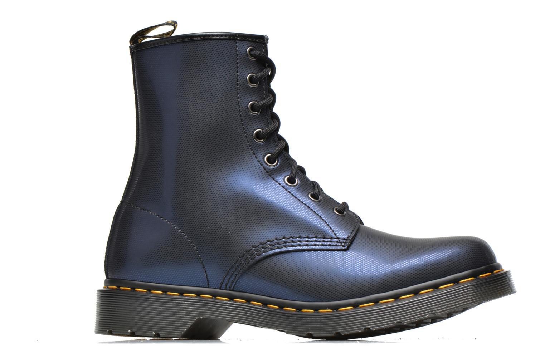 Boots en enkellaarsjes Dr. Martens 1460 W Blauw achterkant