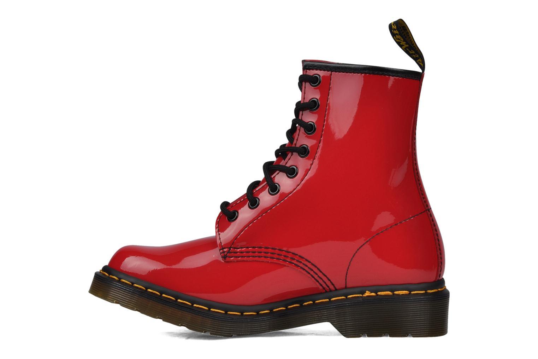 1460 W Red Patent Lamper