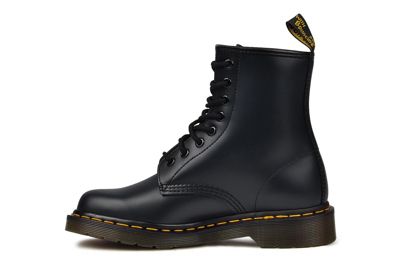 Boots en enkellaarsjes Dr. Martens 1460 W Blauw voorkant