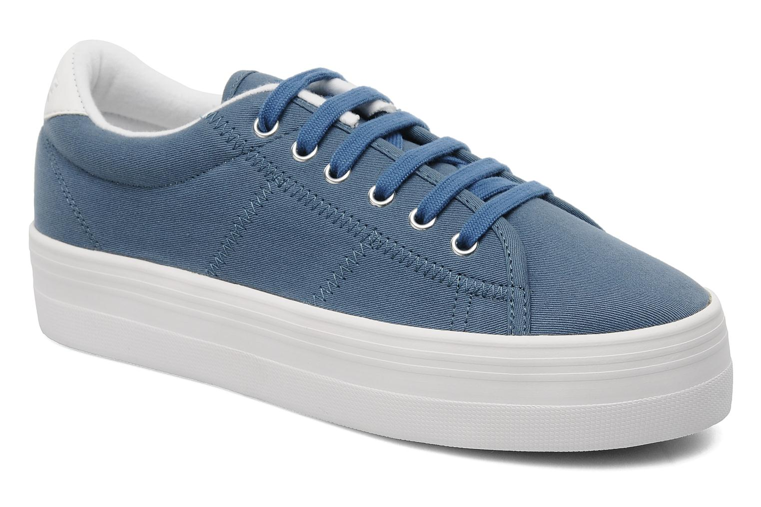 Trainers No Name Plato Sneaker Blue detailed view/ Pair view