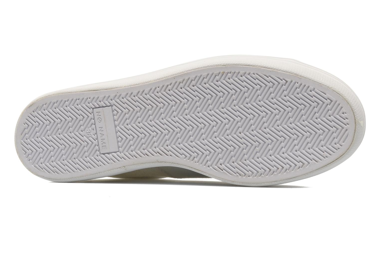 Sneakers No Name Plato Sneaker Wit boven