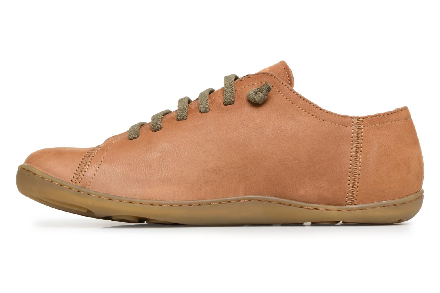 Trainers Camper Peu Cami Brown front view