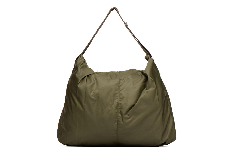 Sporttaschen Bensimon Shoulder Bag grün ansicht von vorne