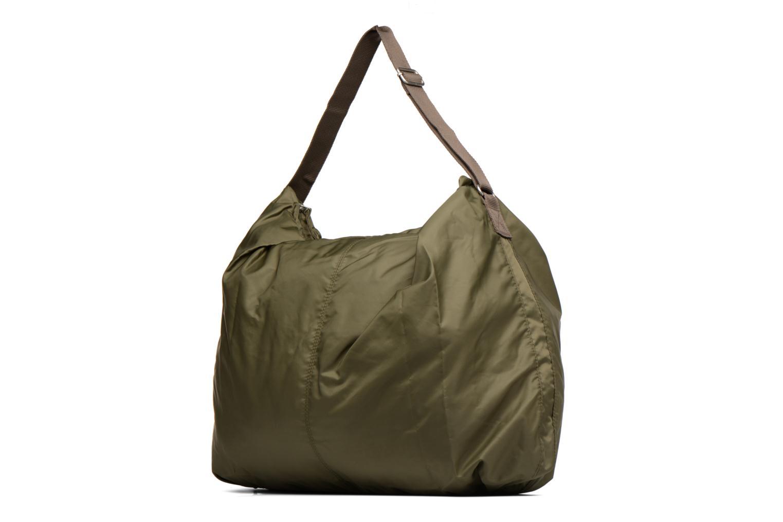 Sporttaschen Bensimon Shoulder Bag grün ansicht von rechts