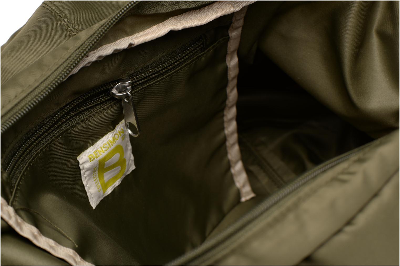 Sporttaschen Bensimon Shoulder Bag grün ansicht von hinten