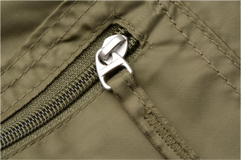 Sporttaschen Bensimon Shoulder Bag grün ansicht von links