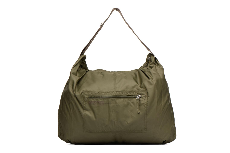 Sporttaschen Bensimon Shoulder Bag grün detaillierte ansicht/modell