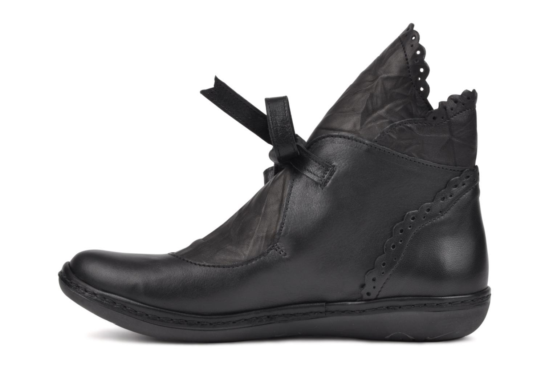 Bottines et boots Dkode Napini Noir vue face