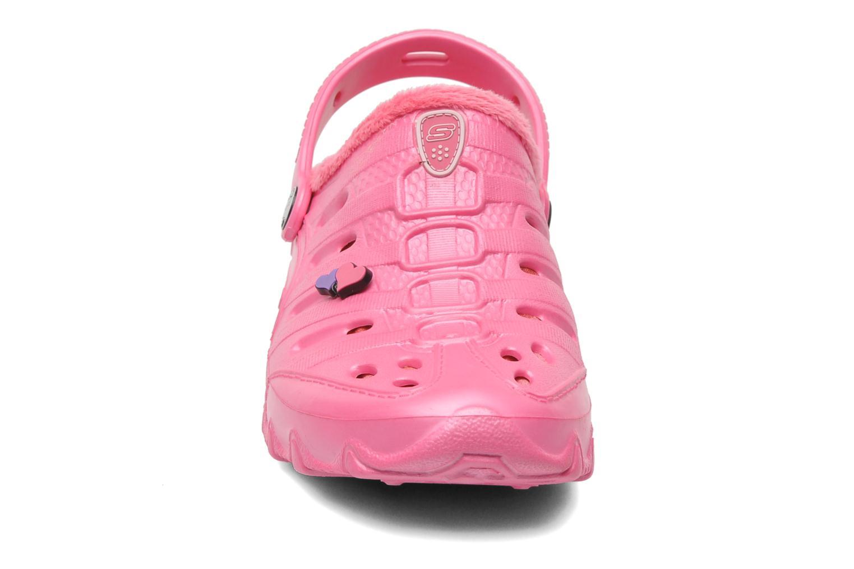 Sandaler Skechers Cali Gear Darling E Rosa bild av skorna på