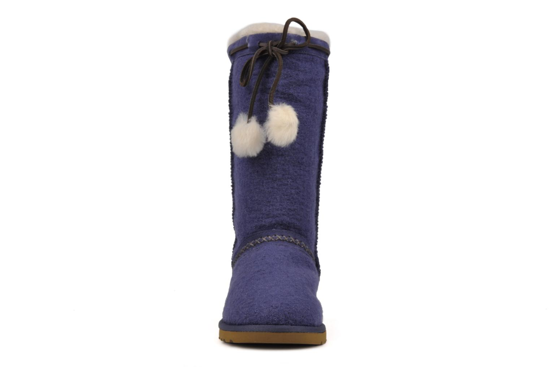Boots en enkellaarsjes UGG Classic Tall Wool Blauw model