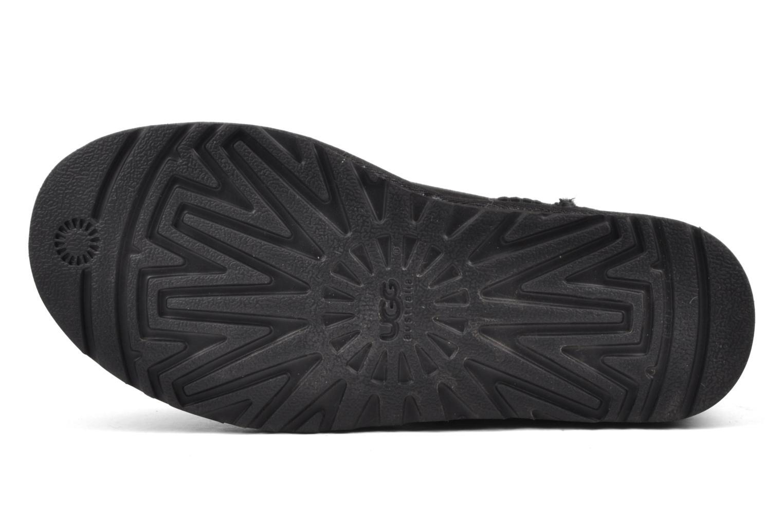 Stiefeletten & Boots UGG Bailey Button schwarz ansicht von oben