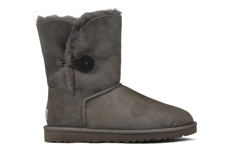 Stiefeletten & Boots UGG Bailey Button grau ansicht von hinten