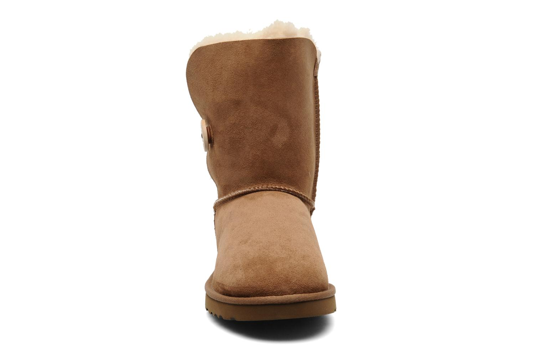 Stiefeletten & Boots UGG Bailey Button braun schuhe getragen