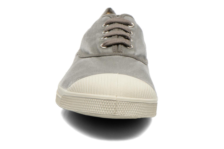 Baskets Bensimon Tennis Vintage H Gris vue portées chaussures