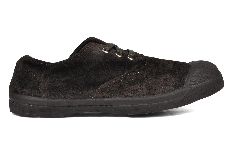 Sneakers Bensimon Tennis Suede E Marrone immagine posteriore