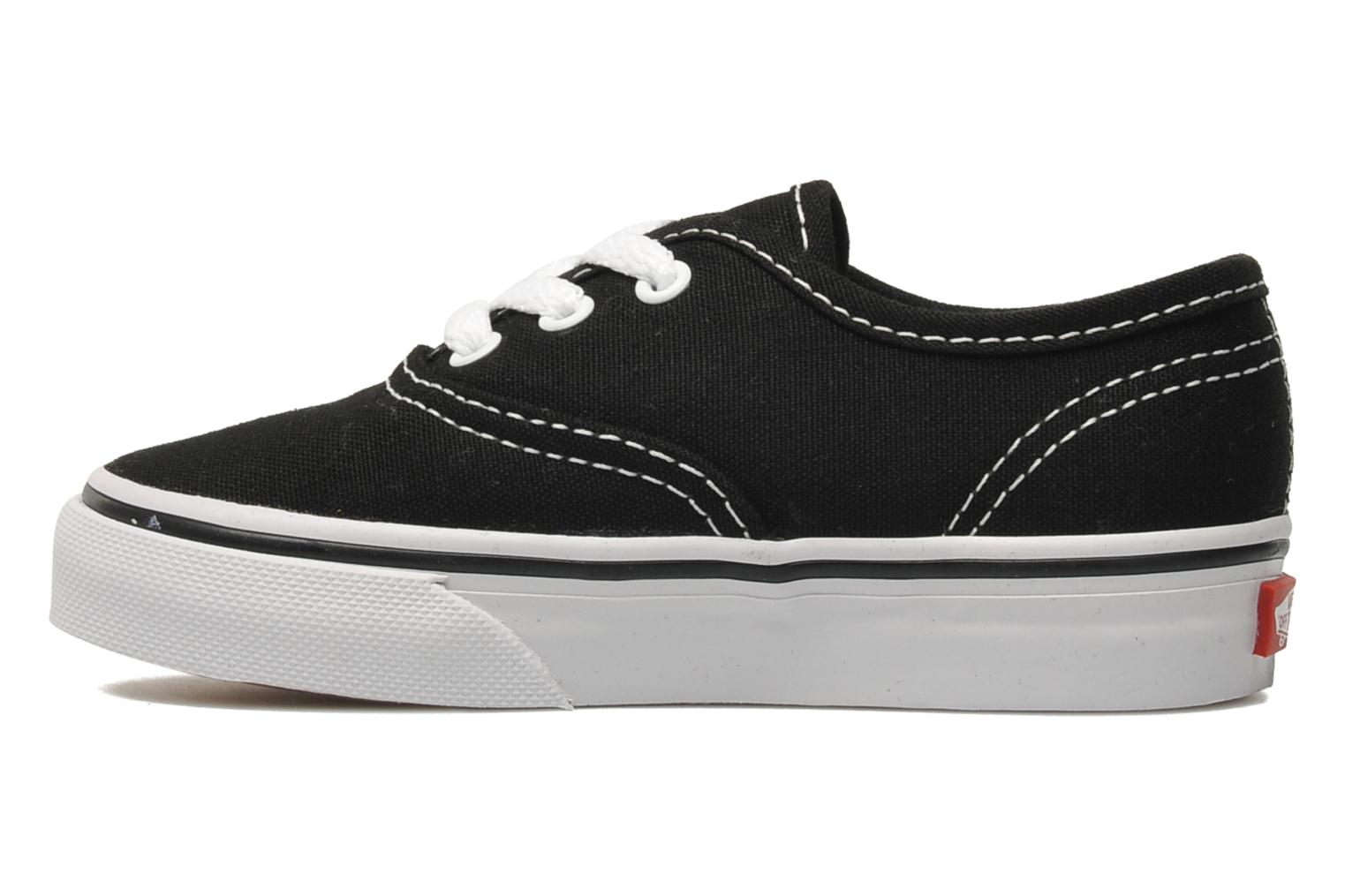 Sneakers Vans Authentic BB Zwart voorkant